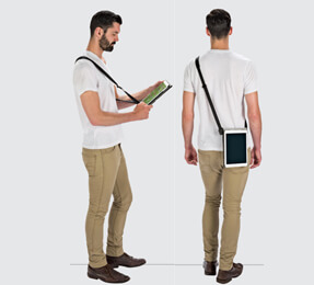ipad shoulder strap